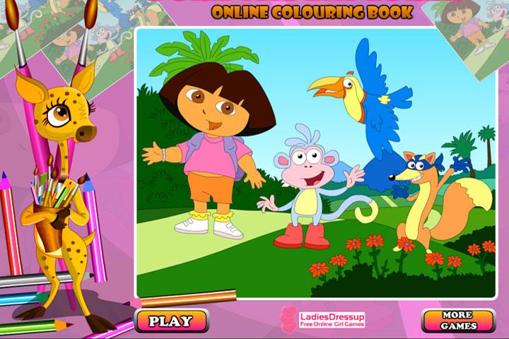 игры раскраски для детей педагогический портал о детстве