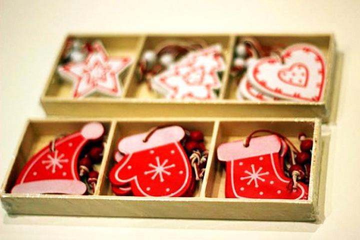 Что является традиционным новогодним китайским подарков