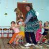 Развлечение ко Дню защитника Отечества «Как Баба-Яга сына в армию провожала»