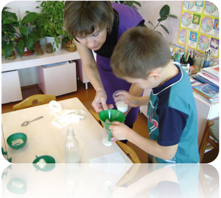 знакомство с картой мира в детском саду