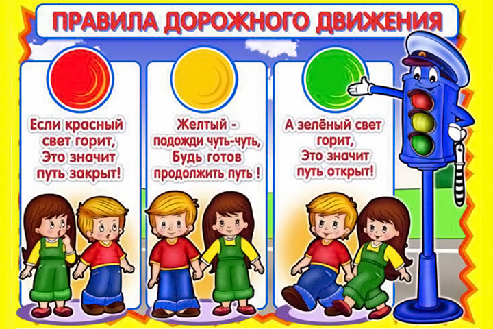 Картинки о правилах дорожного движения детские рисунки