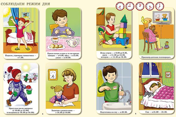 цель здорового образа жизни дошкольников
