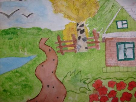 Рисунки Балясникова Ефима - Педагогический портал «О детстве»
