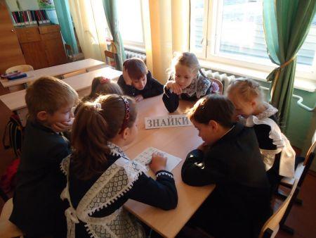 Тематические недели в начальной школе
