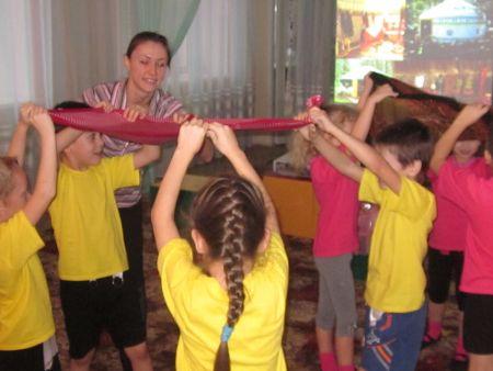 Степаненкова Подвижные Игры