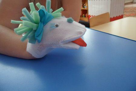 Мастер-класс по изготовлению игрушек из носков «Веселые носочки».