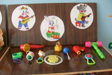 Оформление спортивного уголок в детском саду своими руками фото 899